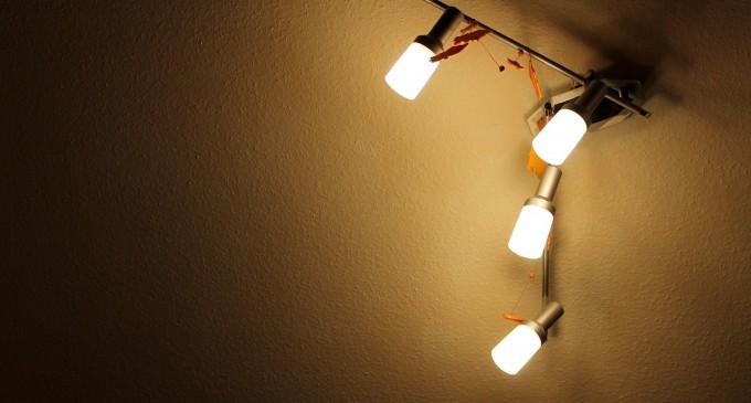 Odpowiednie oświetlenie do łazienki